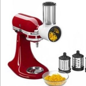KitchenAid Stand Mixer Attachment Slicer/Shredder